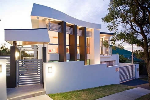 House Plan Designs on Modern House Design Inspiration   A Minimalist Design House   Home