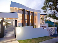 Contemporary minimalist house where it39;s all in the