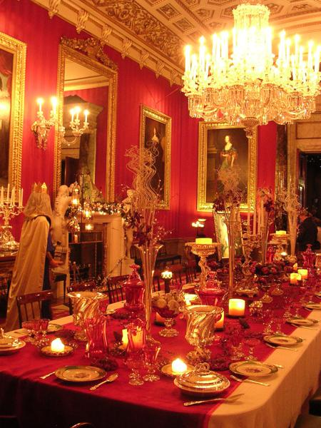 CHATSWORTH HOUSE: Love is in the air | Waves&Wind