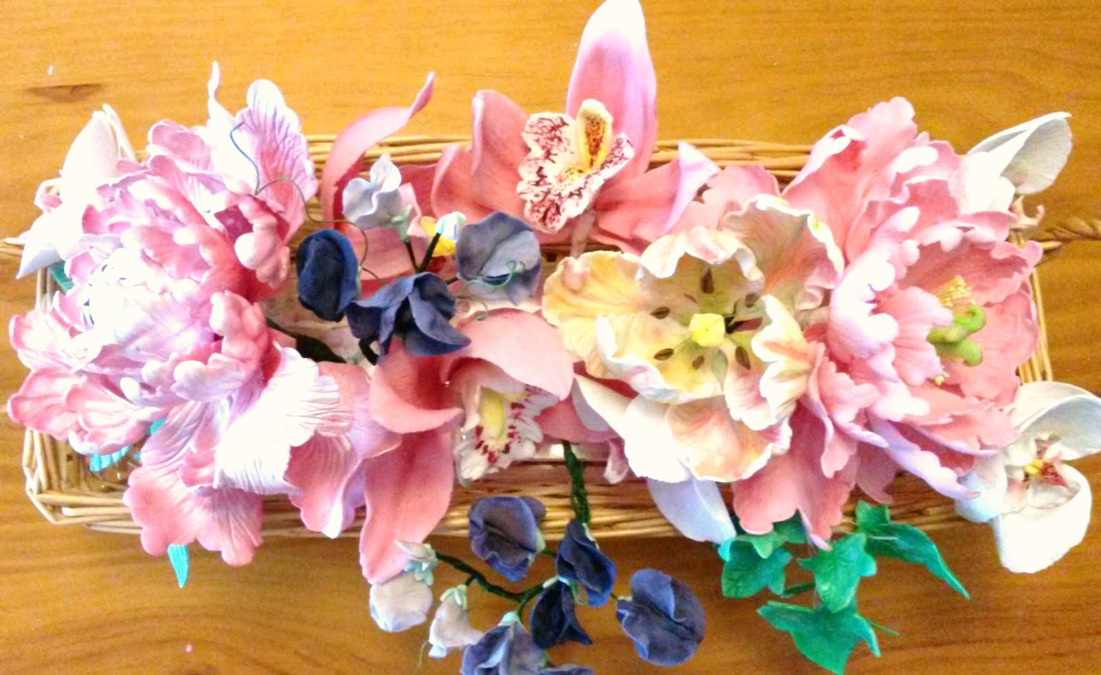 Otro de mis blogs: Orquídea en flor