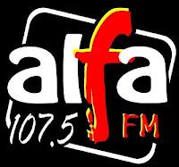 ouvir a Rádio Alfa FM 107,5 Nova Iguaçu RJ