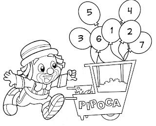 desenhos imagens para colorir patati patata