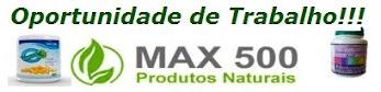 MAX 500 AO ALCANCE DE TODOS