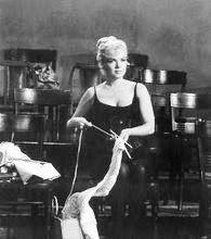 Una imagen desconocida de la famosa actriz