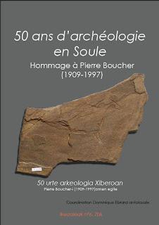 Journées du Patrimoine 2013 50 ans d'archéologie en Soule.