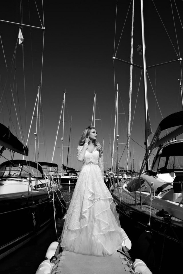 Lindos vestidos de novias | Colección Galia Lahav