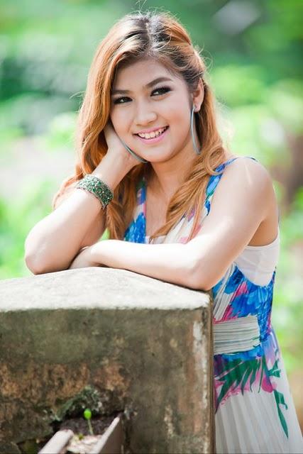 Maw Phoo Maung, burma model