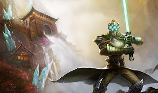 Chinese Chosen Master Yi