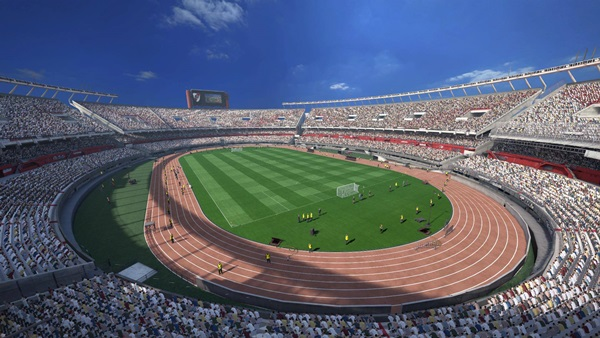 PES 2016 Stadiums Pack 0.1 BETA