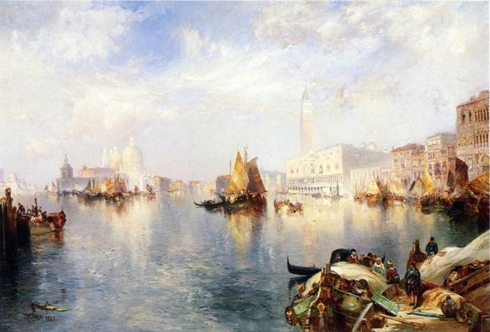Thomas Moran 1837-1926