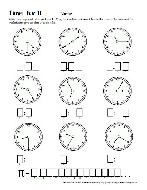 math worksheet : pieces by polly time for pi  second grade math worksheet for pi day : Printable Second Grade Math Worksheets