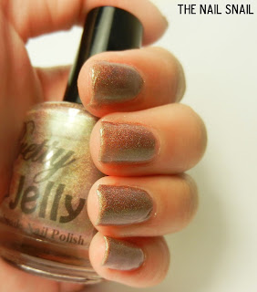 Pretty Jelly Polish Demeter