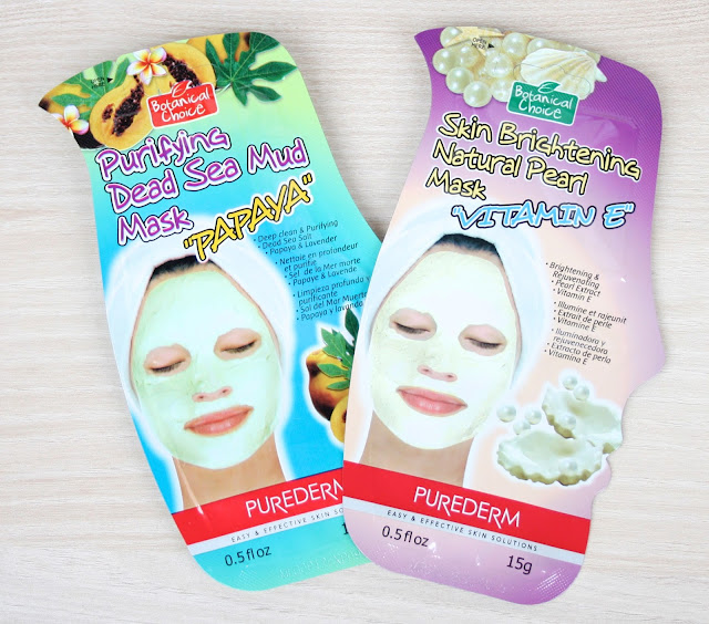 Botanical Choice Face Mask