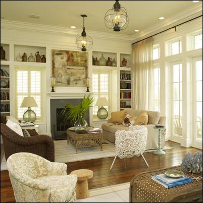 Transitional Living Room Design Ideas