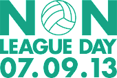 Non League Day inn'it