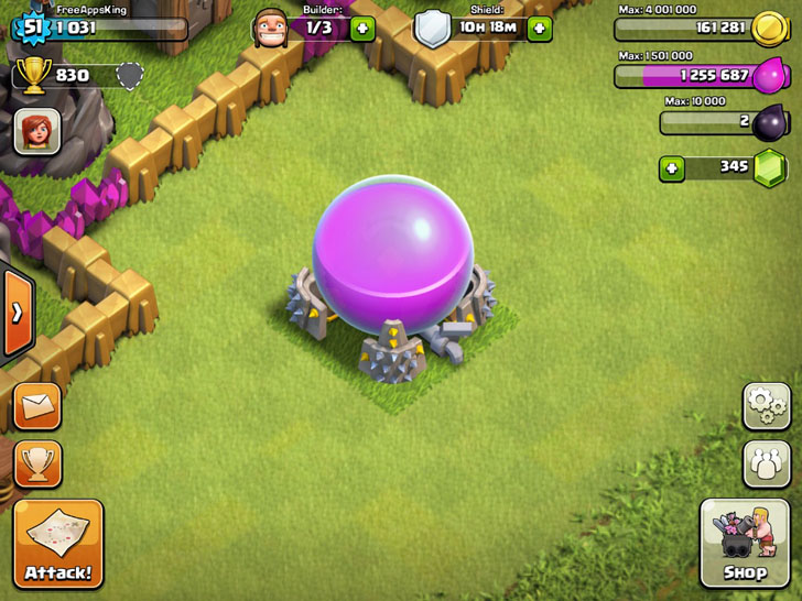 Elixir Storage - Resources - Clash Of Clans Guide - FreeApps.ws