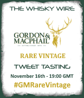 Gordon & MacPhail Tweet Tasting