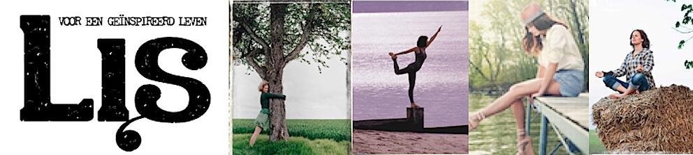 LIS  - geïnspireerd leven. De bron voor bewustwording, bezinning, zelfverwezenlijking en balans