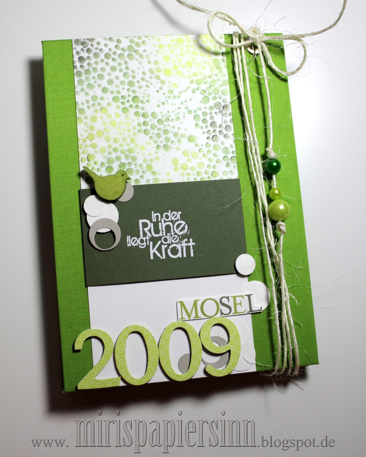 Miris papiersinn juli 2013 - Fotoalbum dekorieren ...