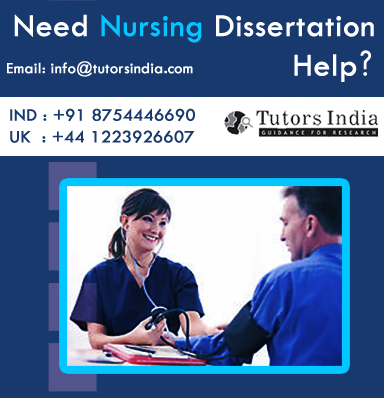 Nursing Assistant dissertation assistance writing