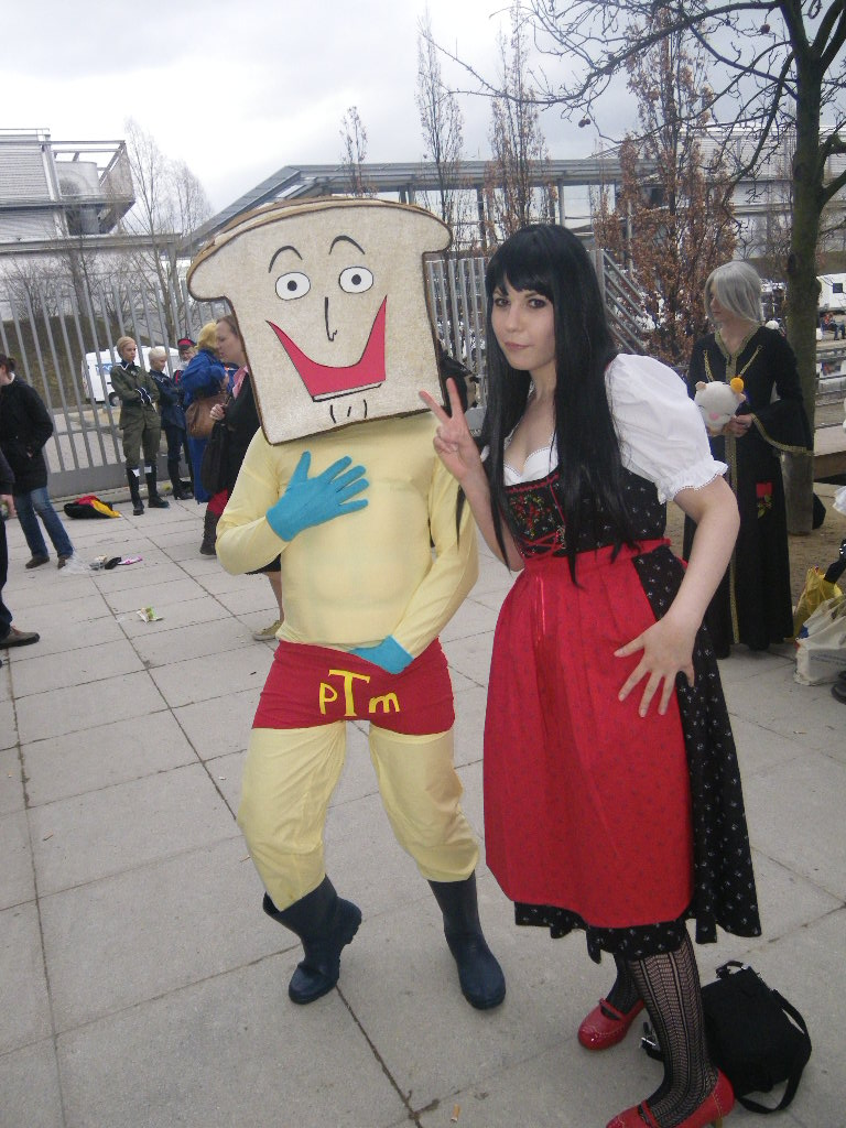 Cosplay Leipziger Buchmesse