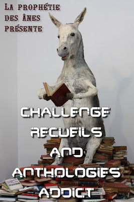 CRAAA challenge recueils and anthologies