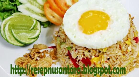 Resep Makanan dan Minuman Nusantara | Resep Nasi Goreng Spesial | Murah dan Nikmat