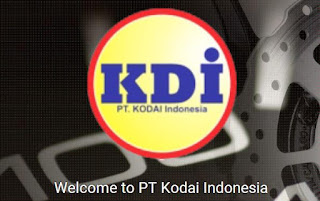 Lowongan Kerja PT Kodai Indonesia Terbaru