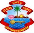 Chettinad Vidyashram Schools Chennai Logo
