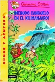 Menudo Canguelo en el Kilimanjaro