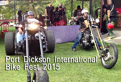 Port Dickson International Bike Fest 2015