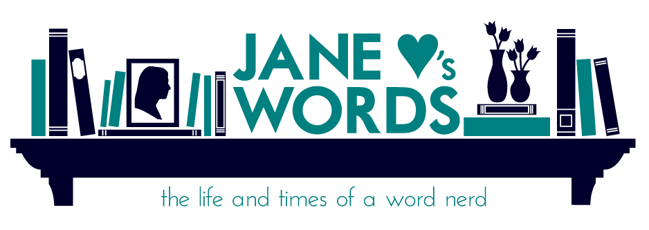 Jane Loves Words