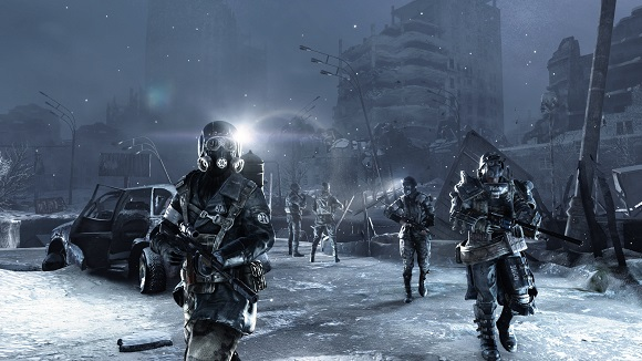 Metro 2033 Redux PC Screenshot www.ovagames.com 1 Metro 2033 Redux CODEX