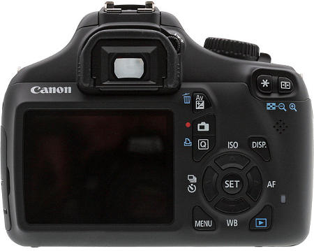 Canon EOS 1100D / Rebel T3 Wide-Angle LCD