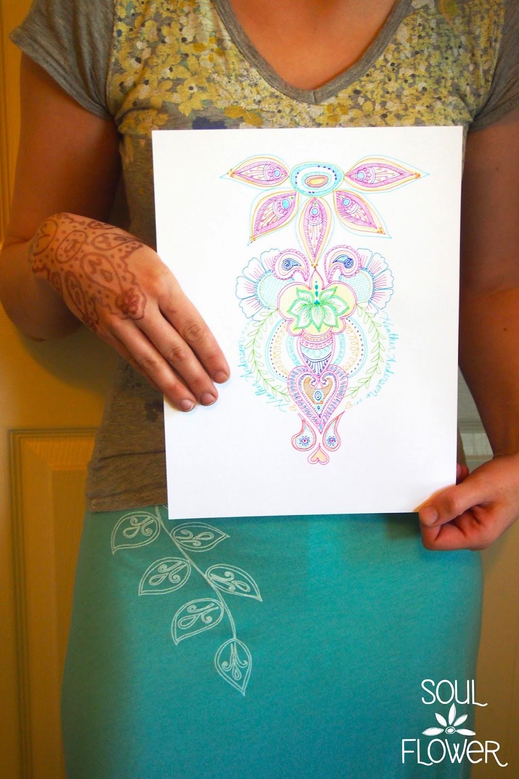 create henna design - How to Create a Henna Design