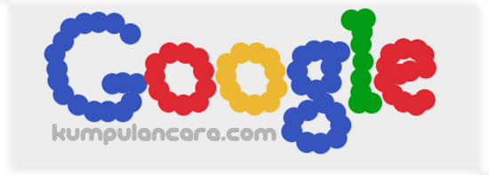 Script Logo animasi Google