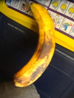 Lo snack del ciclista Banana Bici Brunello