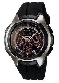 Jam Tangan CASIO AQ 163W