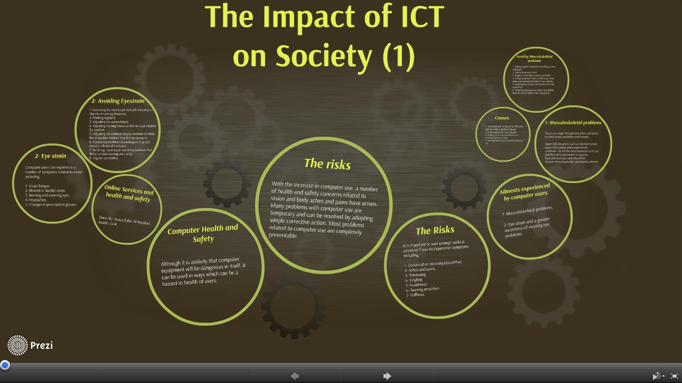 impact ict society