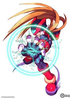 Mega Man Zero Gameshark 95