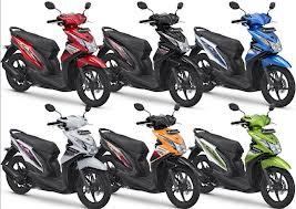 Galeri Modifikasi Motor Honda Beat Terbaru