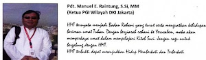 TESTIMONY - KETUA PGI DKI JAKARTA
