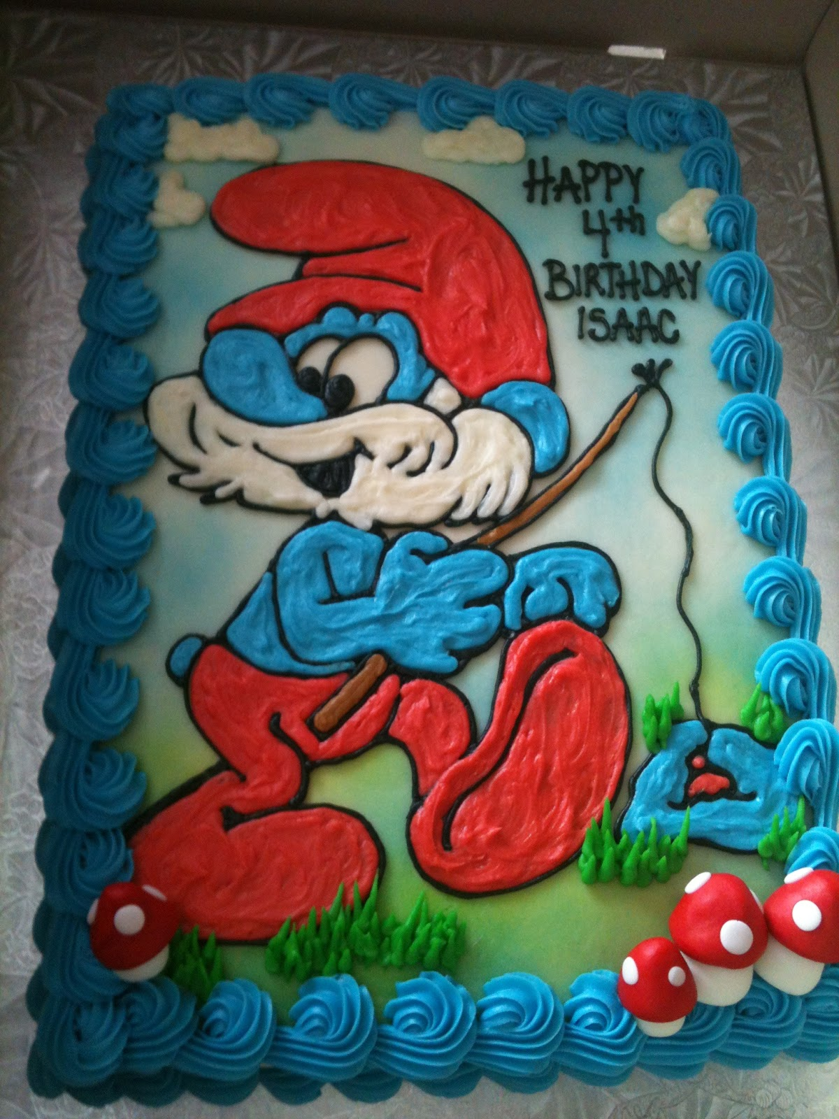 Survival Of The Fittest Or Just Plain Survival Happy Smurfday