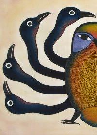 Kenojuak's Birds