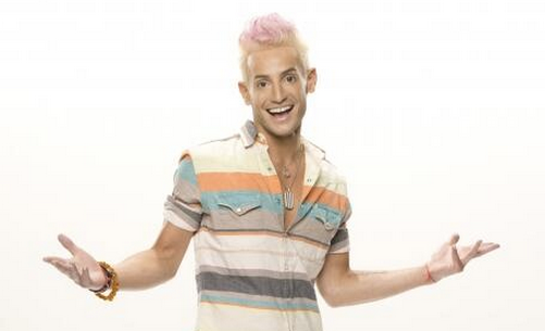 Big Brother 16 Frankie Grande, Ariana Grande Brother