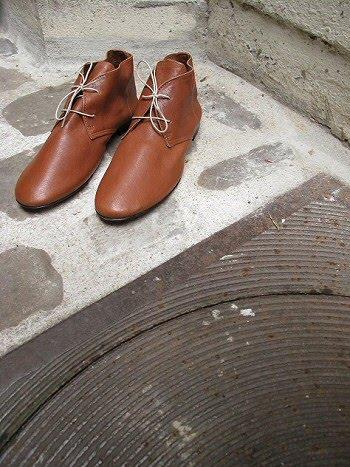 Chaussures Anniel pour Homme en cuir
