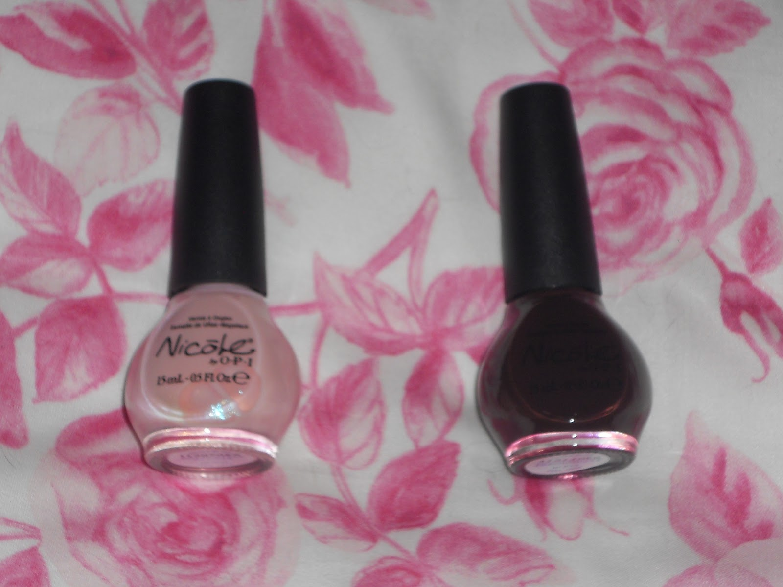 The PolishAholic: Nicole by OPI Kardashian Collection Swatches! 54