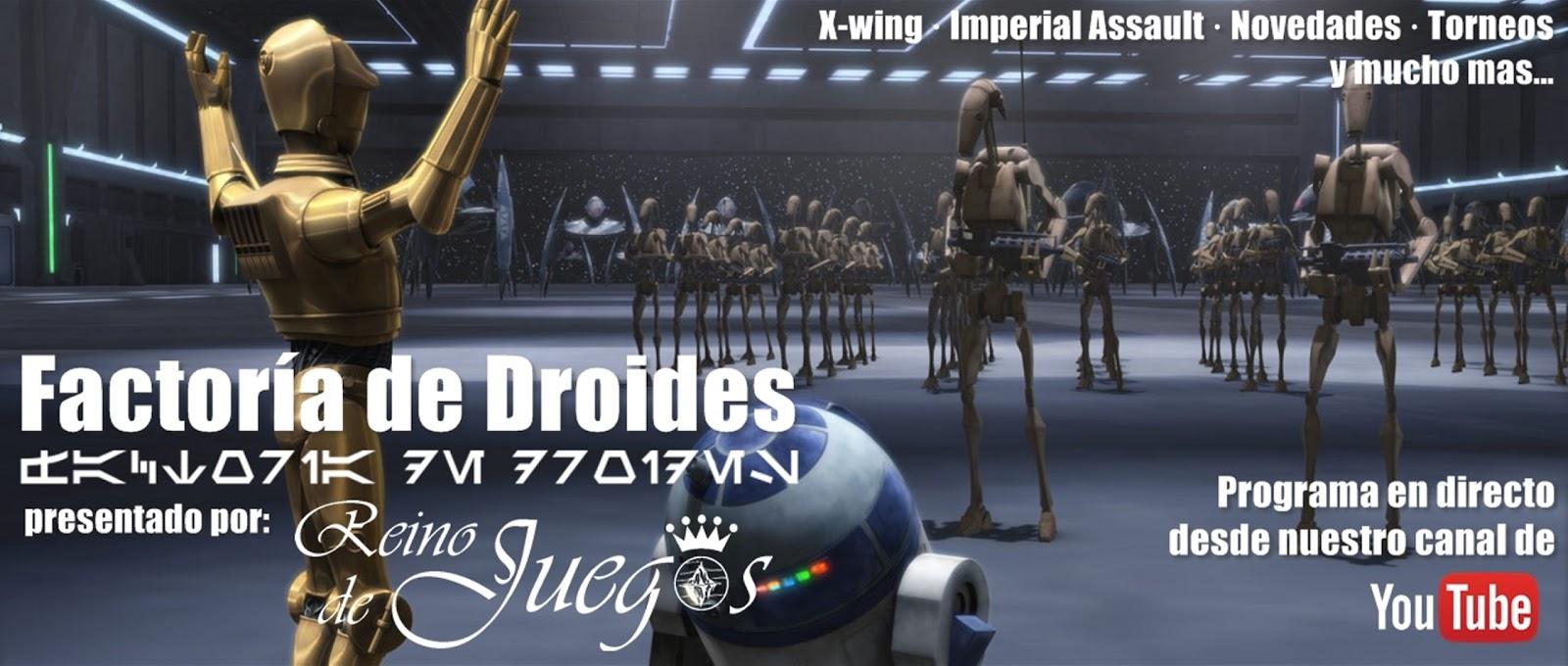 Factoría de Droides 2X2 Analizando los Nuevos Meta