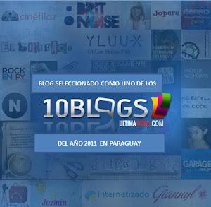 10 blogs 2011