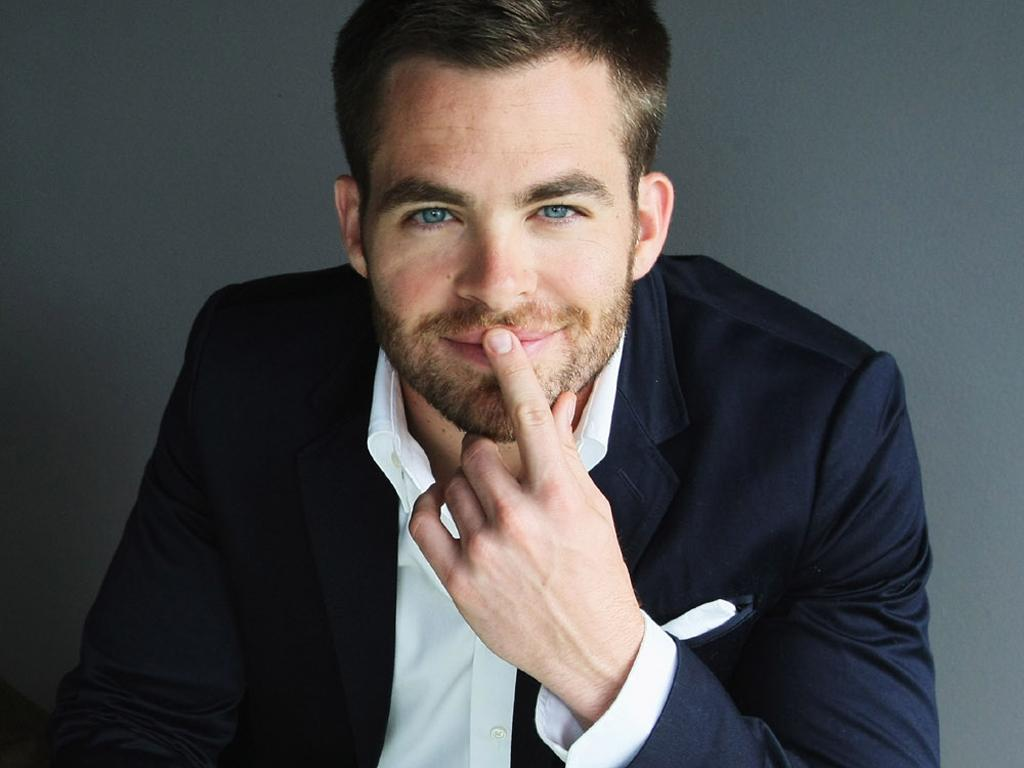 Labels: Actor , Chris Pine